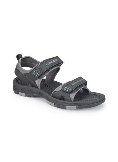 Lumberjack Sandalet Siyah